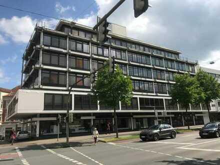 Top Büroetage in optimaler Lage in der Bielefelder Innenstadt!
