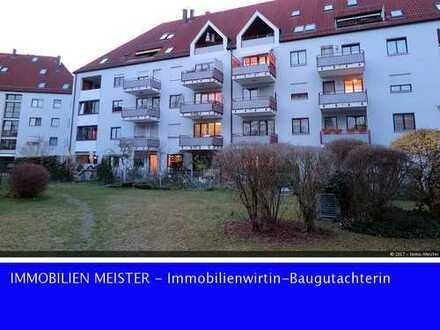 Augsburg-Uni-Viertel - Schöne 4 Zimmer Wohnung mit Balkon