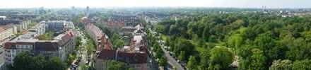 Stilvolle, gepflegte 2-Zimmer-Wohnung mit Balkon und EBK in Steglitz