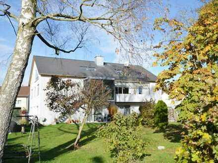 Modernisierte 4-Zi. Eigentumswohnung mit Garage in Neu-Ulm