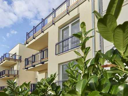 Schöne helle Neubauwohnung im Erstbezug - 5 Zimmer mit Süd-Balkon!!