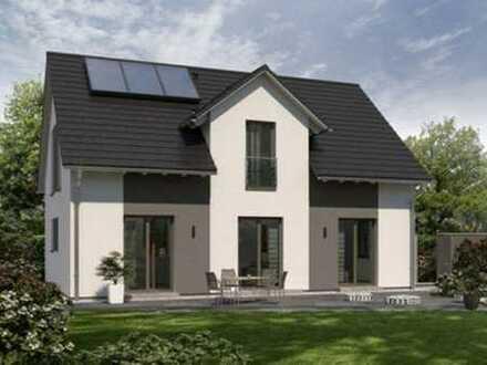 Modernes Doppelhaus in Hameln