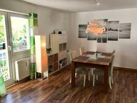 Schöne, geräumige, teilmöblierte zwei Zimmer Wohnung in Lörrach (Kreis), Weil am Rhein