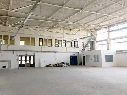 240 m2 Lager - Zufahrt nur für kleine LKW, Rampe im Gebäude