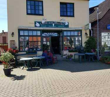 !*COURTAGEFREI*! Gegen Gebot! Renditeobjekt im Herzen von Dahlenburg - Café mit Zimmervermietung