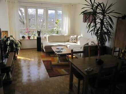 Schöne 3 ZKB Wohnung mit Balkon im Inneren Westen von Regensburg