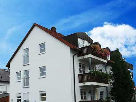 Gemütliche 2- Zimmerwohnung in Eckersdorf