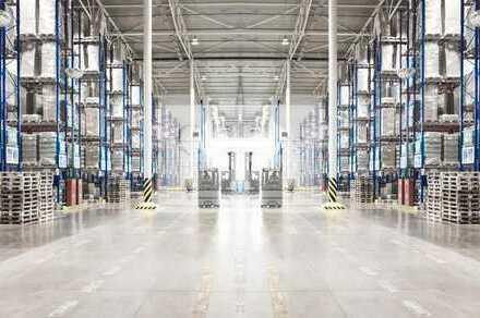 Automotive | ca. 6.000 m² Hallenfläche | ab 01.11.19 | 3 Docks