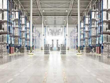 Automotive | ca. 6.000 m² Hallenfläche | ab sofort | 3 Docks