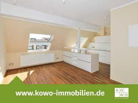 Luxus-Penthouse mit exklusiver Ausstattung im Herzen Leipzigs
