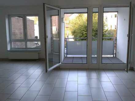 Extravagante gepflegte 3-Raum-Citywohnung mit Balkon und Terasse in Brüggen