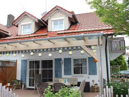NEU! Charmante Landhaushälfte - Ideal für die kleine Familie!