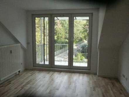 Gepflegte 2-Zimmer-Maisonette-Wohnung mit Balkon und Einbauküche in Heidelberg