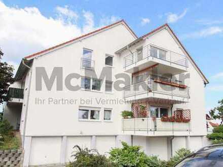 5.700 € JNKM p.a. : Gepflegte 3-Zi.-ETW mit Balkon und Garage in Uni-Stadt Cottbus