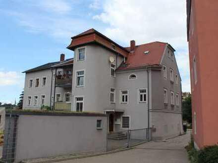 Erstbezug nach Sanierung: günstige 5-Zimmer-Wohnung mit Balkon in Meißen