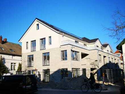 Erstbezug: schöne 3-Zimmer WHG, Barrierefrei - *KfW 40 Plus Standard - EG oder 1.OG