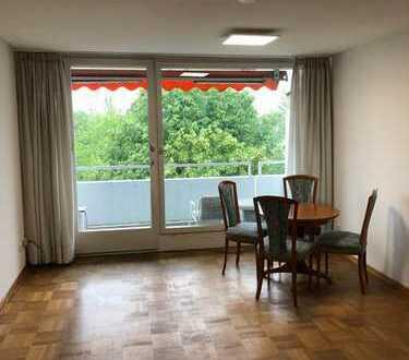 Exklusive 1-Zimmer-Wohnung in Bogenhausen, München