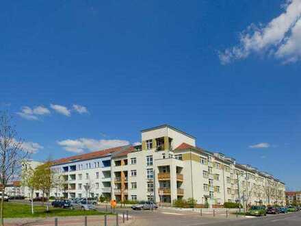 2- Zimmer-DG-Wohnung - umgeben von vielen Grünflächen - WBS erforderlich