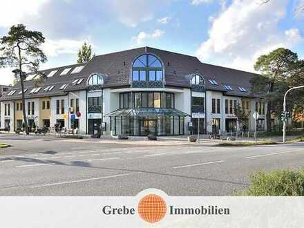 Ladengeschäft oder Büro gesucht? Die High-End Business Class direkt an der B96 in Zossen / Wünsdorf!