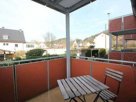 ***Kompakte 2-Zi-Whg. mit schönem Balkon und TG-Stellplatz - 4 km zur Uniklinik***