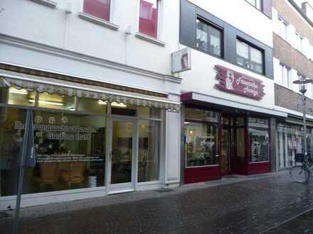 Ladenlokal in Bocholter Innenstadt zu vermieten