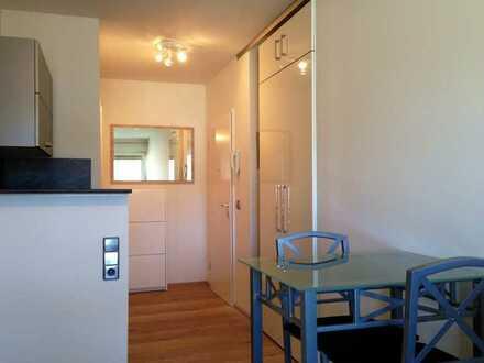 1 Zimmer Apartment Innenstadtlage voll möbliert incl. Internet