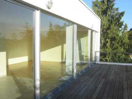 Traum-Terrassenwohnung mit Ausblick