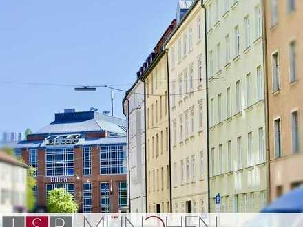 Modernisierte Altbau-Wohnung sucht Blind Date in Haidhausen