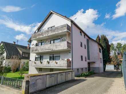 Solides Mehrfamilienhaus in bevorzugter Wohnlage.