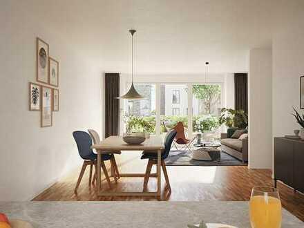 Traumhaftes Stadthaus mit hellen, großzügigen Räumen