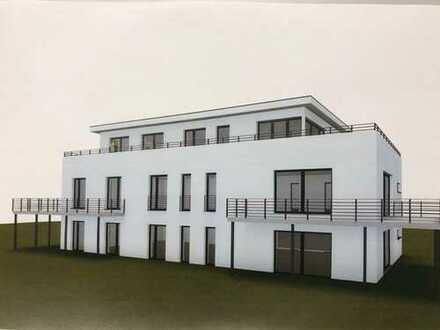 Erstbezug: exklusive 3,5-Zimmer-Wohnung mit Einbauküche und Balkon in Nikolausberg