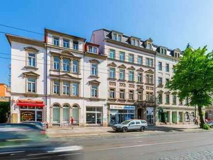 helle kleine Ladeneinheit mitten in der Neustadt ab 01.03.2020 zu vermieten