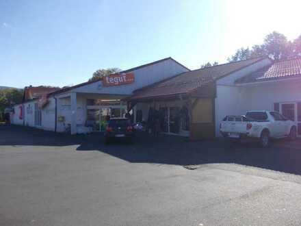 Reduziert! Einzelhandelsfläche mit ca. 740 m² Gesamtfläche in Sachsenbrunn zu verkaufen