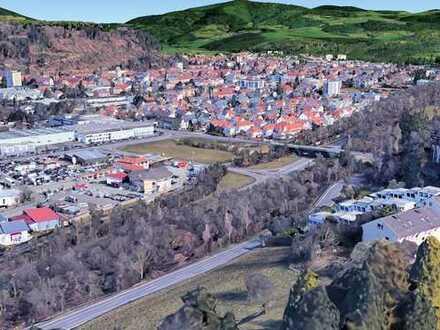 Baugrundstück mit toller Aussicht in Schopfheim provisionsfrei vom Eigentümer