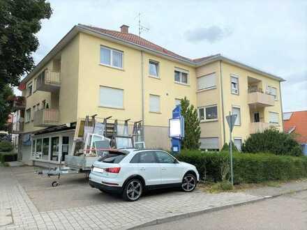Kapitalanlage oder Eigennutzung! Gewerbeeinheit in zentraler Lage von Neckarsulm