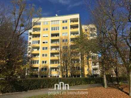Familienfreundliche helle 3 Zimmer Wohnung (3.OG) in Forstenried - direkt an der U3