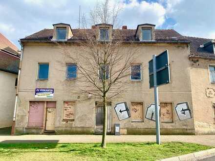 Mehrfamilienhaus direkt in der City