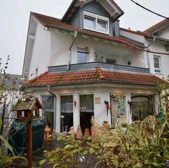 Sie suchen ein Haus mit Platz für die Familie- wir haben es! Großzügige DHH in Bensheim zu verkaufen