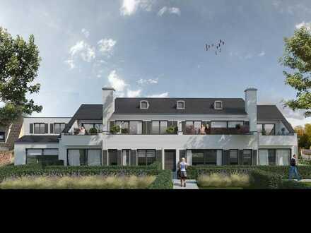 Individuelle Wohnung mit Terrasse und Ensuitebad
