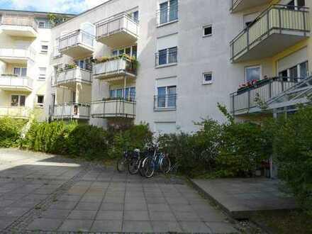 Ruhige Wohnung mit Balkon zur Hofseite*Lift*TG-Stell-Pl. inkl. im Preis