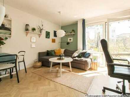 Gepflegte 1,5 Zimmer Terrassenwohnung mit Gartenanteil und Tiefgaragenstellplatz