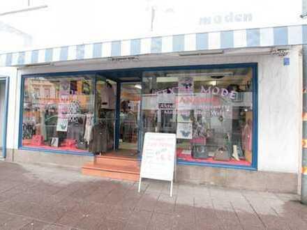 Gut aufgeteiltes Ladengeschäft in zentraler Lage mit attraktiver Mietrendite