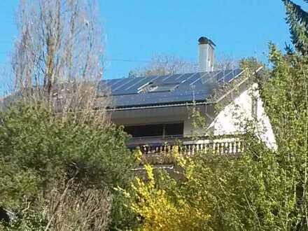 Calw-Stammheim - schöne DG-2-Zimmer-Wohnung mit Balkon