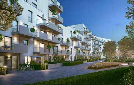 4-Zimmer-Wohnung mit Westbalkon- NEU in Obermenzing