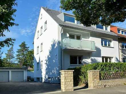 Zum Verkauf: attraktives Mehrfamilienhaus mit 4 Wohnungen in FR-Littenweiler
