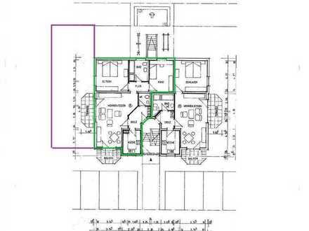 85 m²   3 Zimmer   Tiefgarage   Garten-Nutzung