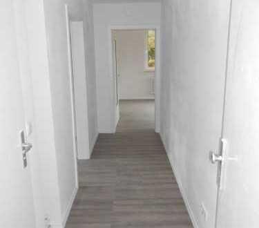 **Ihre neue Wohnung im Erdgeschoss mit Balkon ! Frisch saniert !**