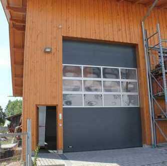 Dießen am Ammersee - Werkstatt mit Büro und Lager