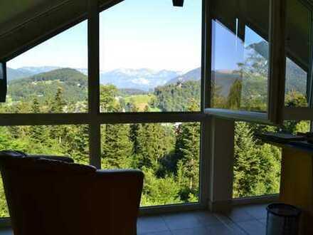 Wohnen in Berchtesgaden - idyllisch, ruhig und in Zentrumsnähe
