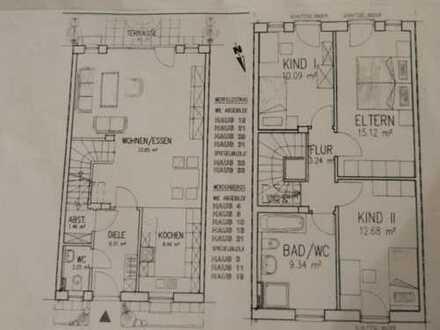 Schönes RH mit sechs Zimmern in Breisgau-Hochschwarzwald (Kreis), Heitersheim befristet bis 08/2021